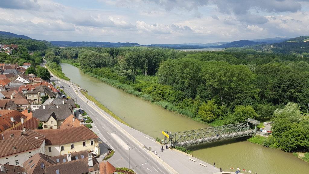 L'abbaye de Melk en Autriche
