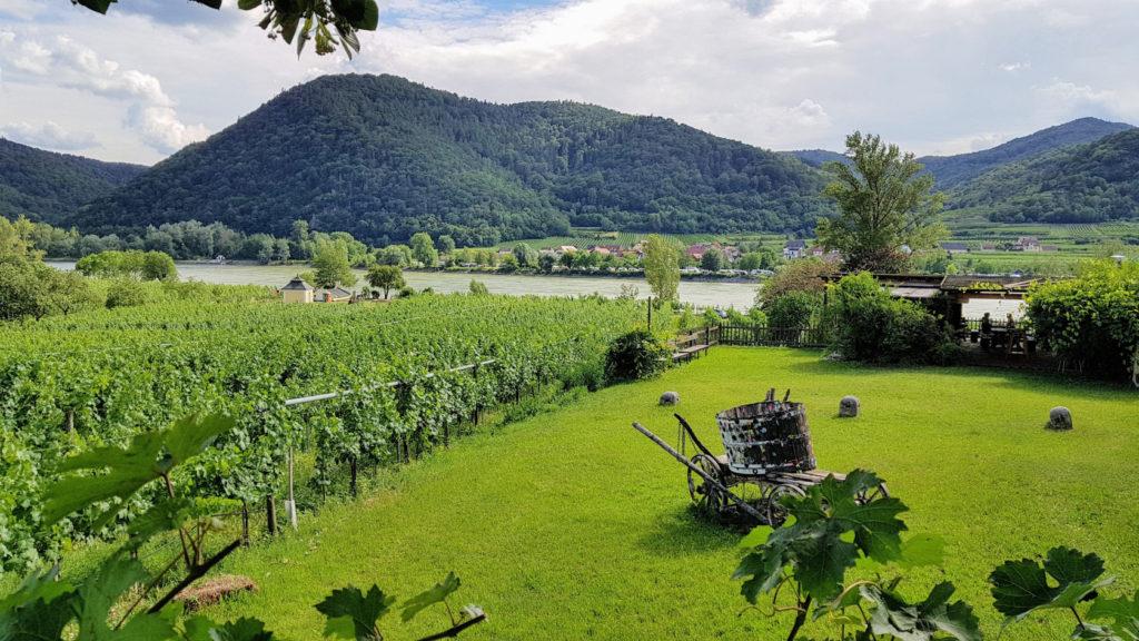 Visite de Dürnstein en Autriche