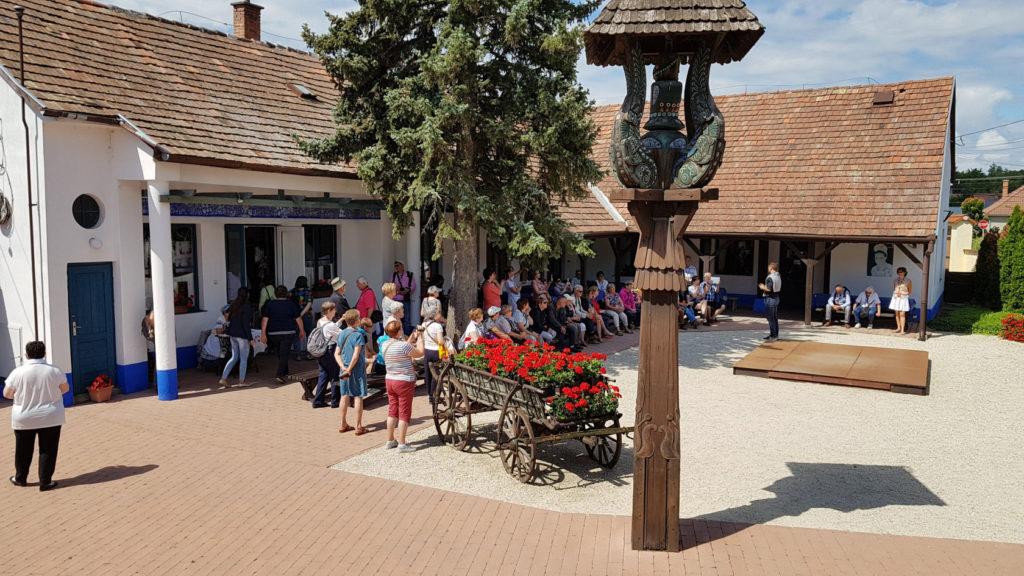 Népművészeti Tájház à Kalocsa en Hongrie