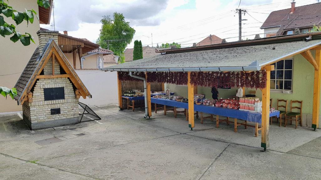 Le musée du Paprika (Paprika ház) à Kalocsa en Hongrie
