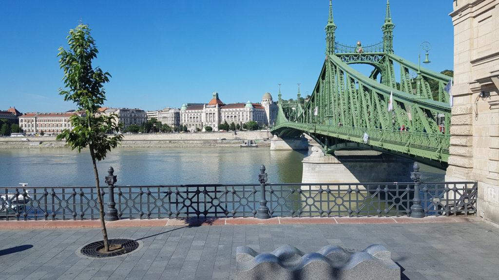 Escale à Budapest en Hongrie