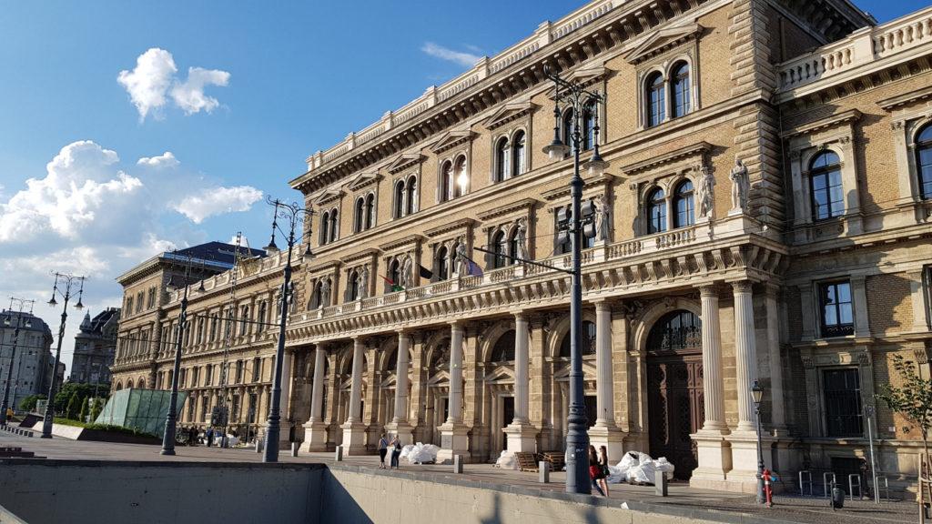 Université Corvinus de Budapest