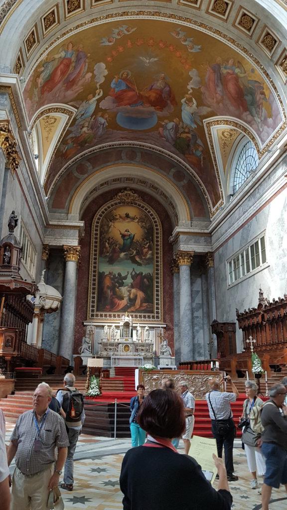 La Basilique d'Esztergom en Hongrie