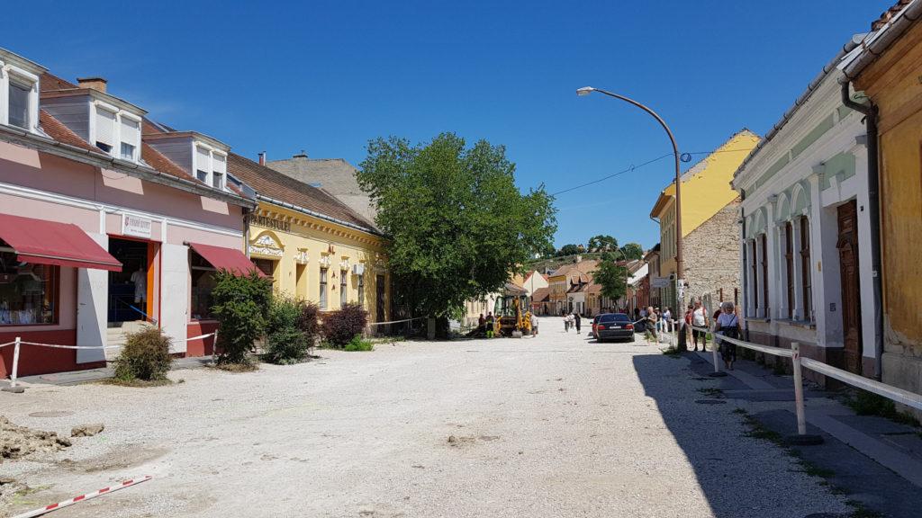 Visite de la ville d'Esztergom en Hongrie