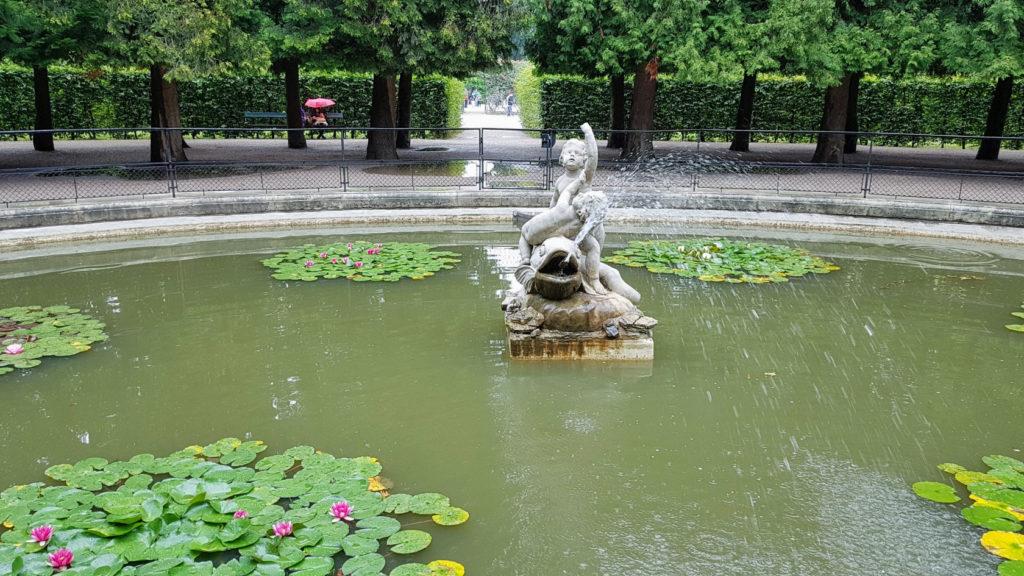 Visite de la ville de Vienne - Château de Schönbrunn