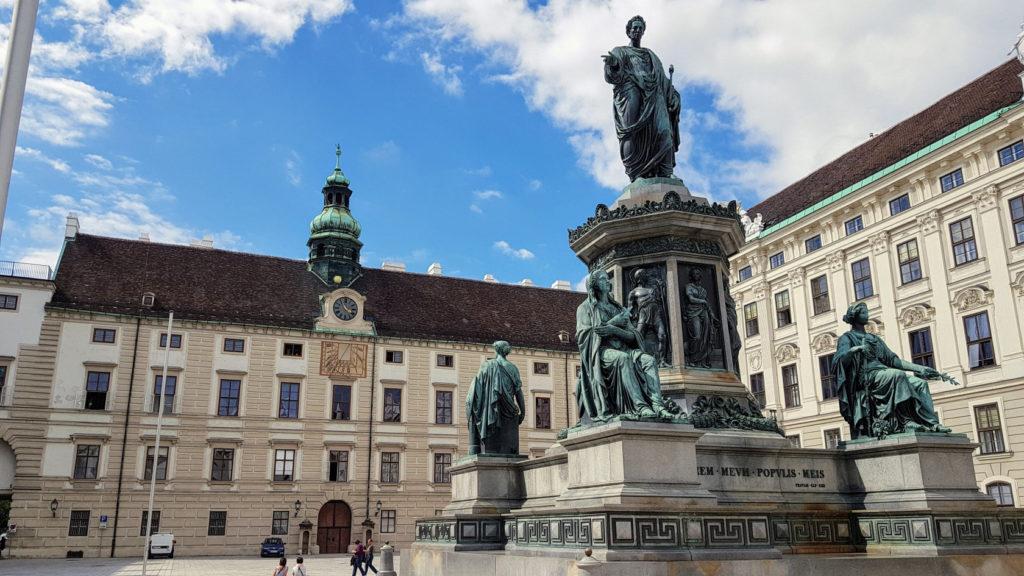 Visite de la ville de Vienne - Kaiser Franz