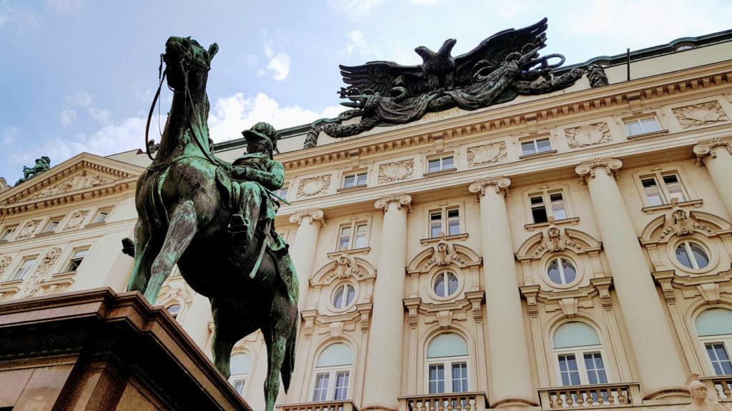 Visite de la ville de Vienne
